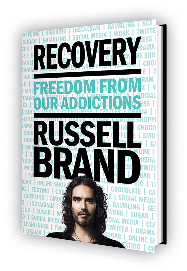 Book review - Recovery: Freedom From Our Addictions - Nils
